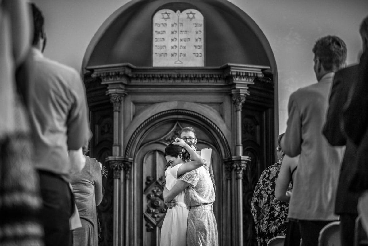 Gay Wedding Photographers Madison WI Embrace