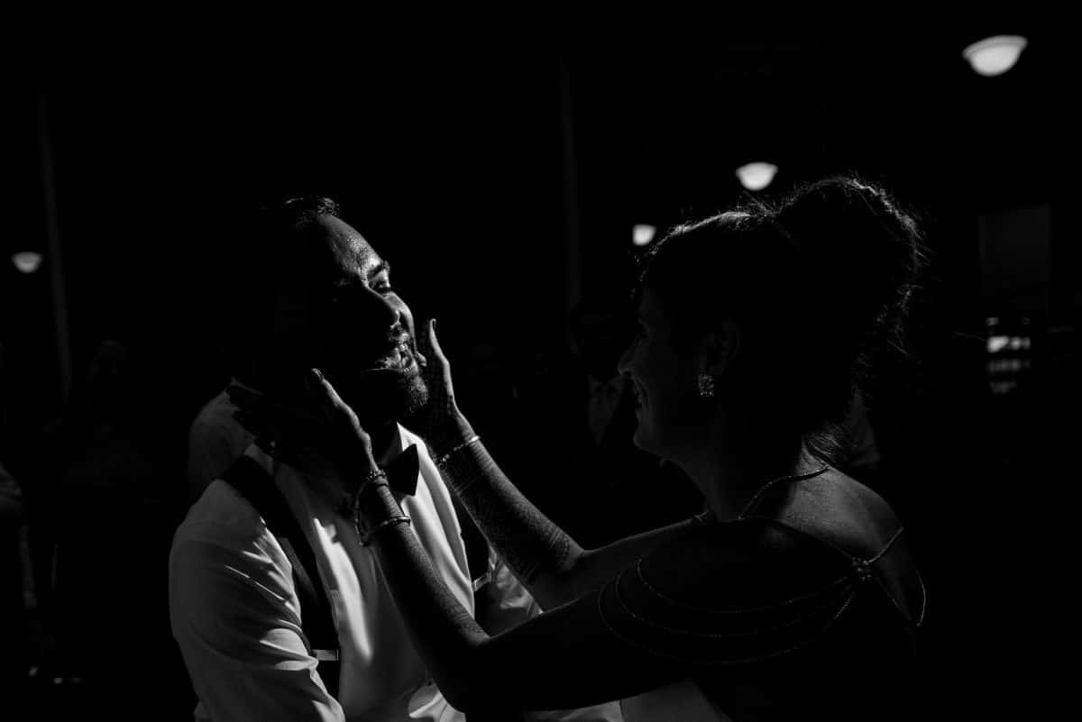 Madison WI Wedding Photographer Dance Floor