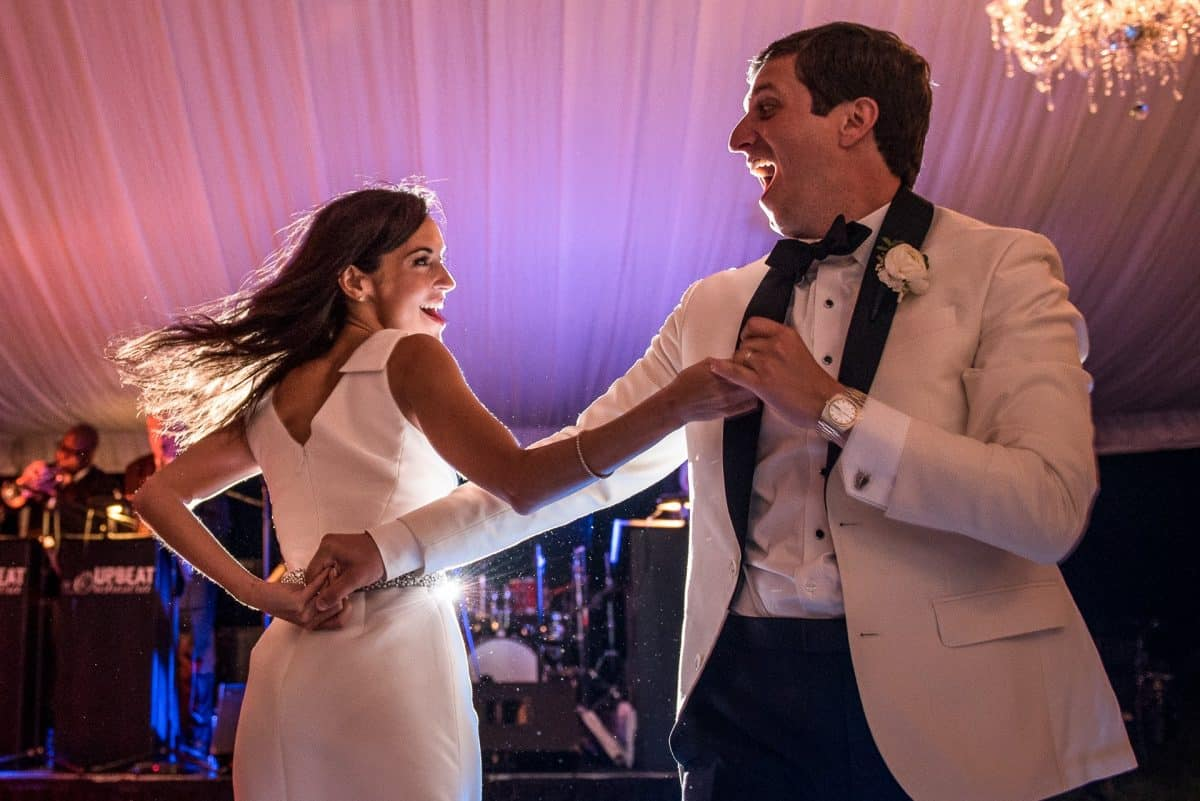 Madison WI Wedding Photographer First Dance