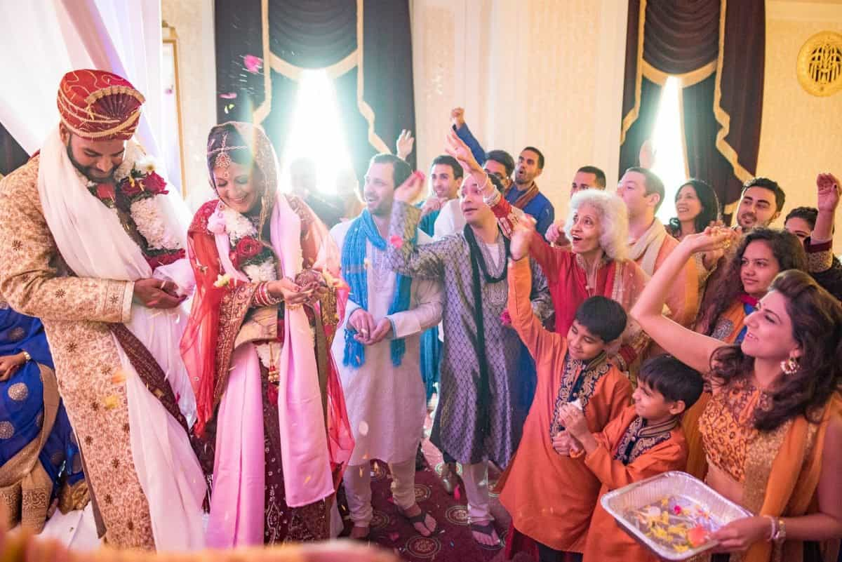 Madison Wedding Photographers MKE Indian Ceremony