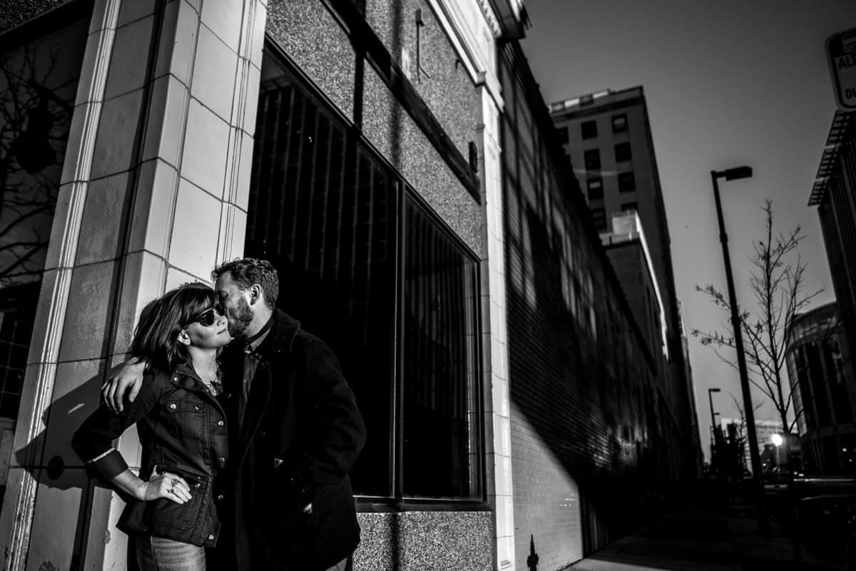 Engagement Photography Madison WI OlbrichGate