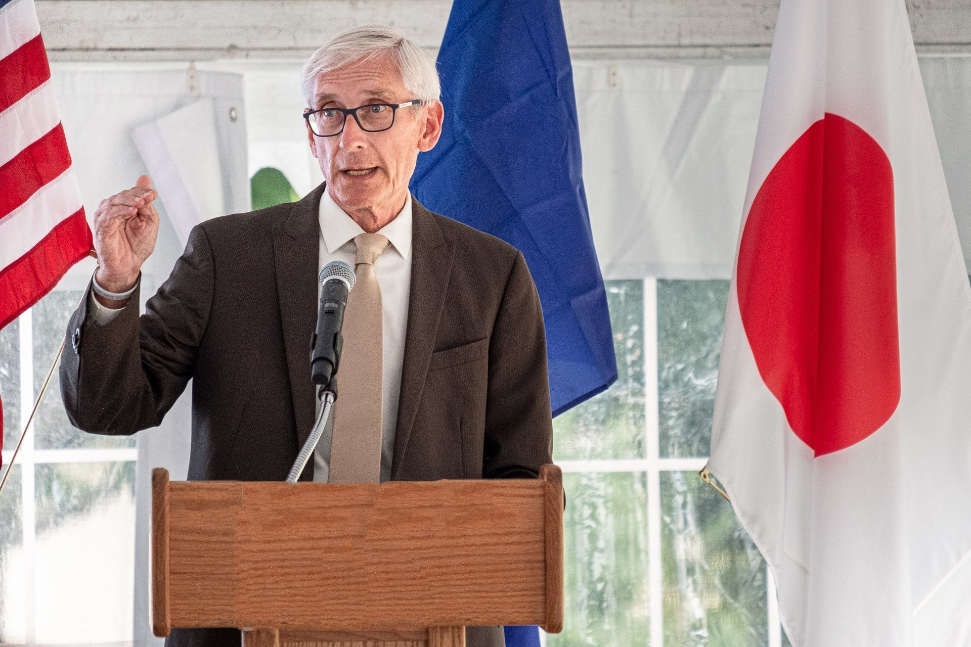 Event Photography Madison WI Tony Evers