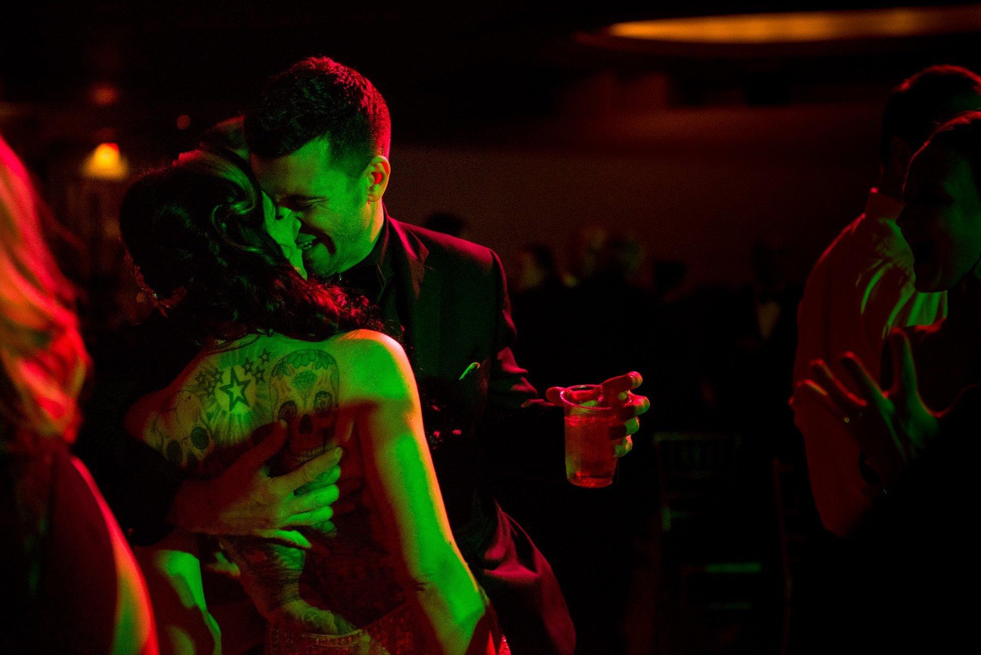 Madison WI Wedding Photographers Newly Married