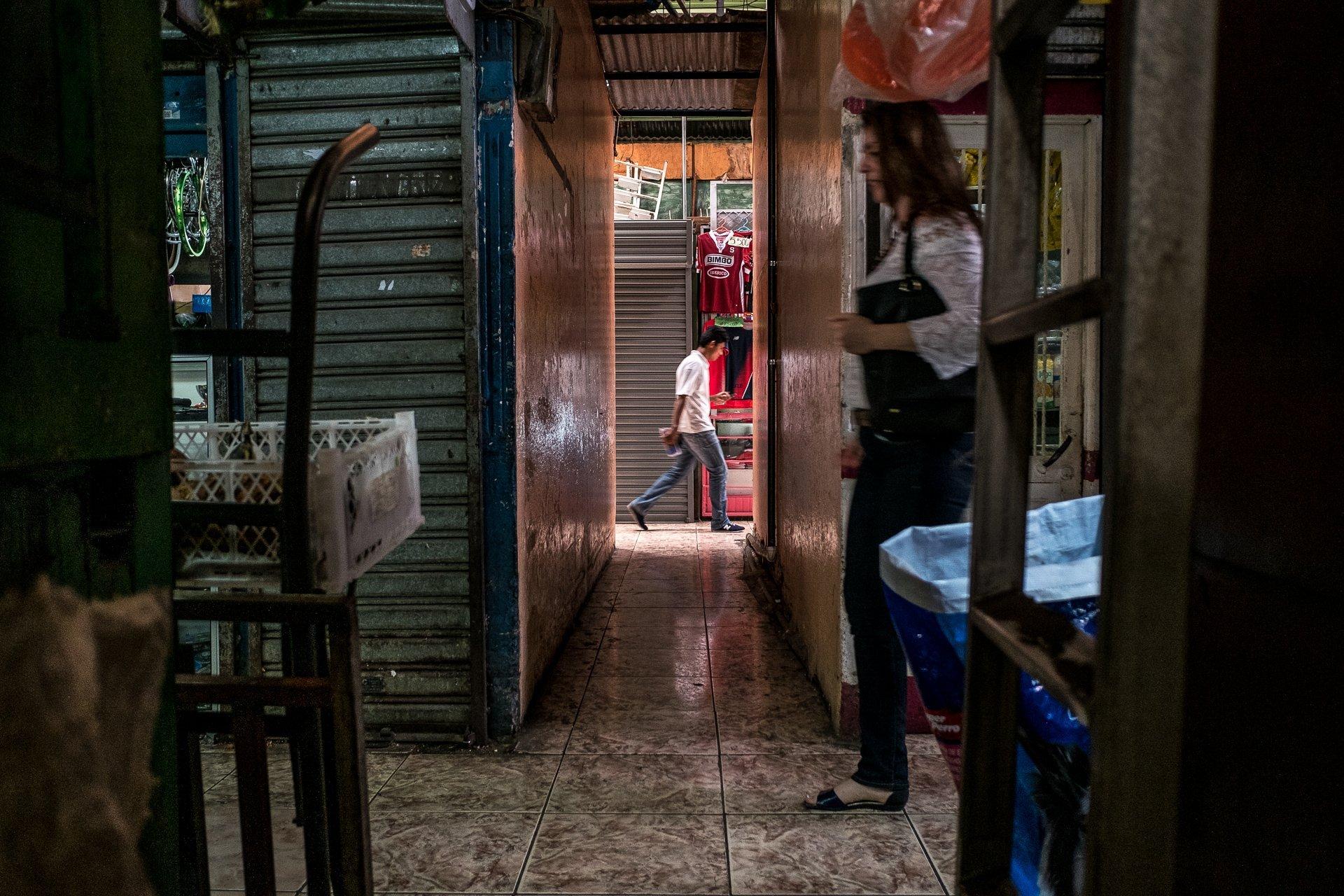 Street Photography Costa Rica Alajuela Market