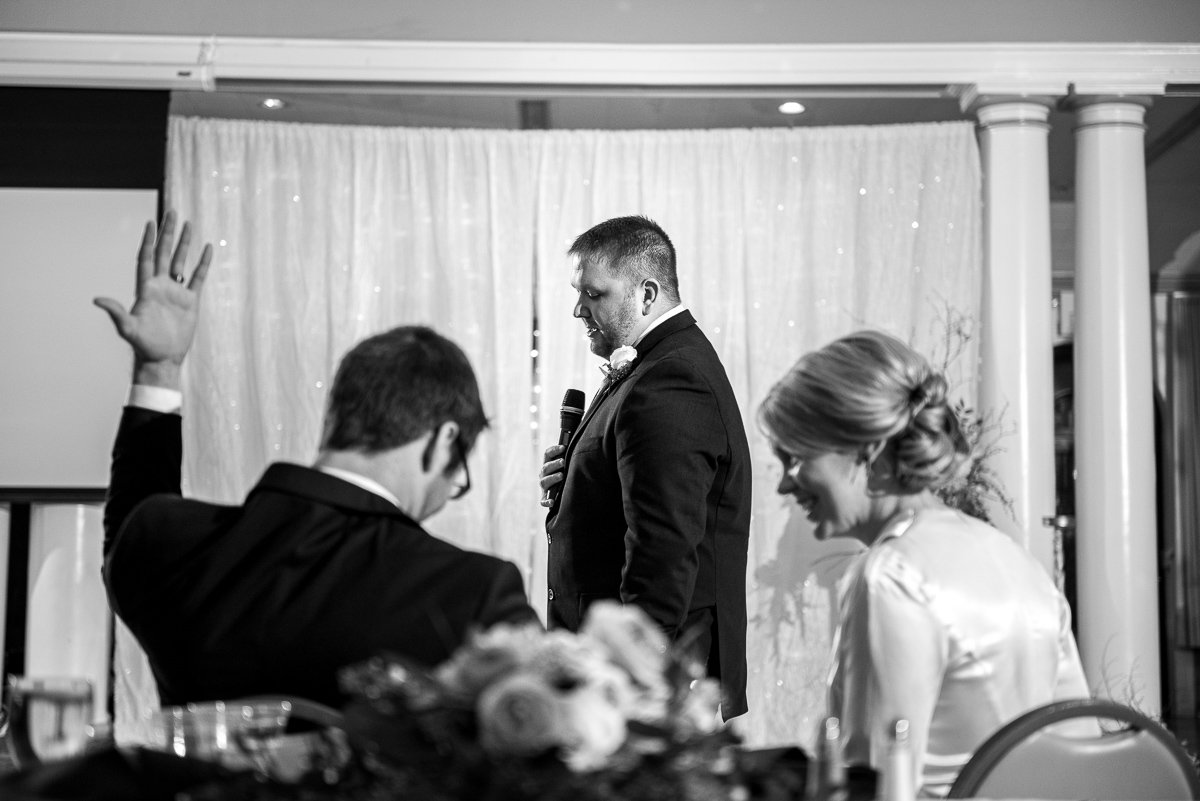 Wedding Photographers Madison WI Best Man