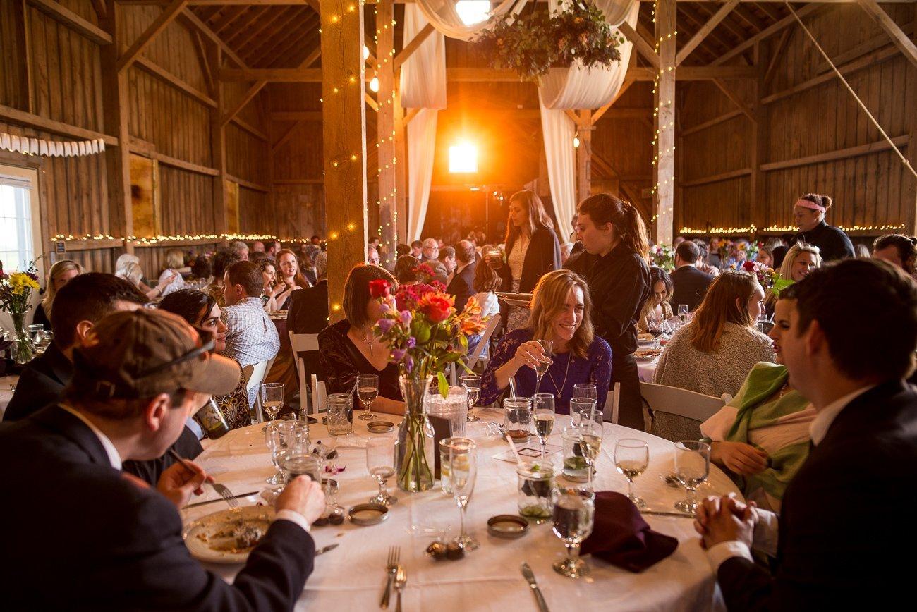Wedding Photographers Madison WI Reception Sunset