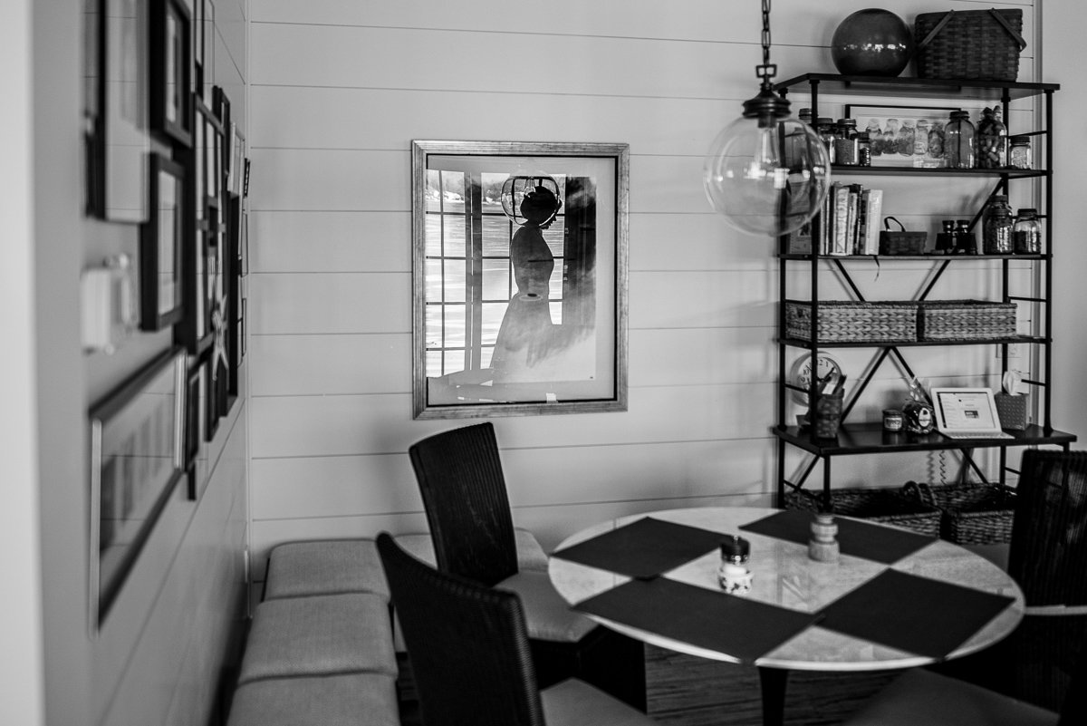 Wedding Photographers Madison WI Reflection Silhouette
