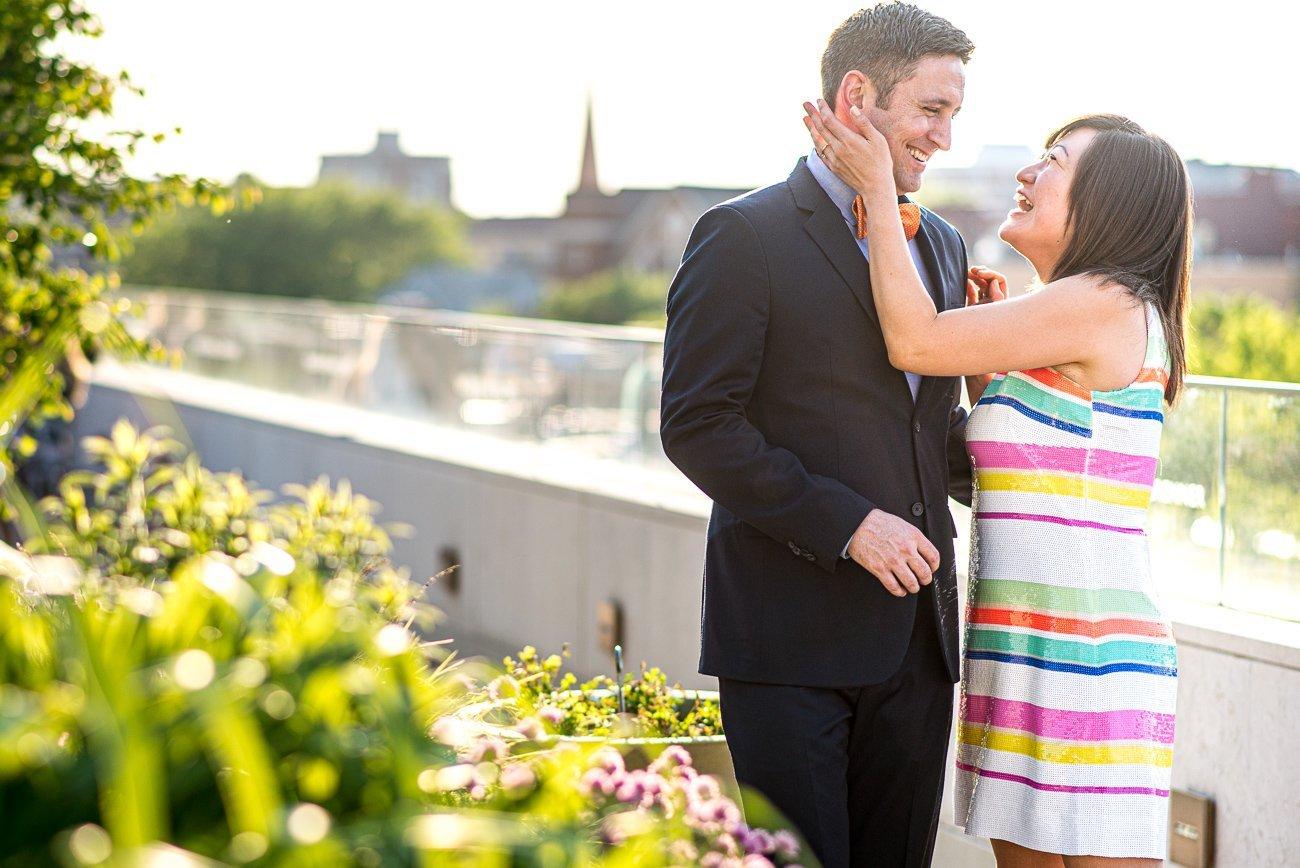 Engagement Photos Madison WI Cute Couple