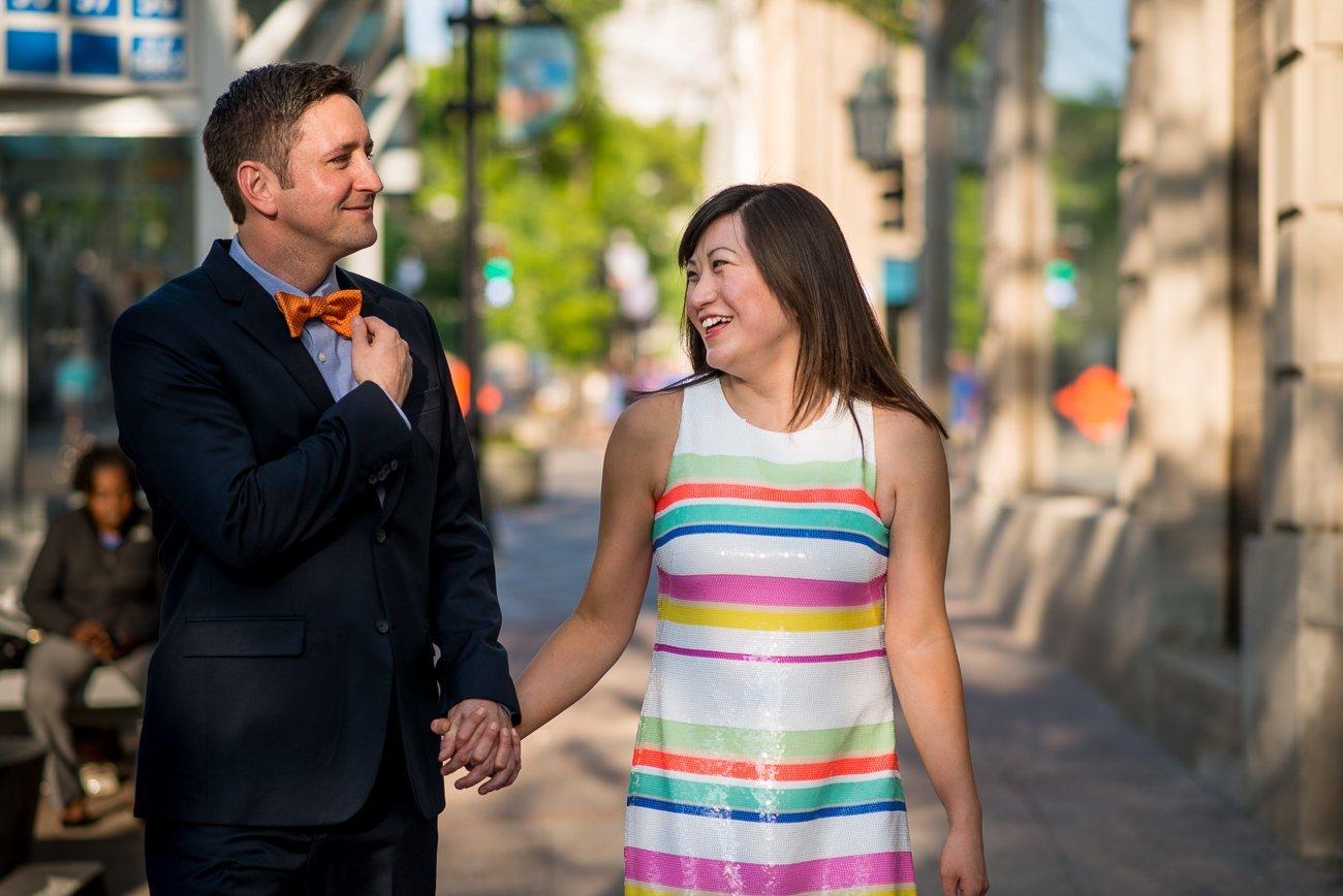 Engagement Photos Madison WI Fix Tie