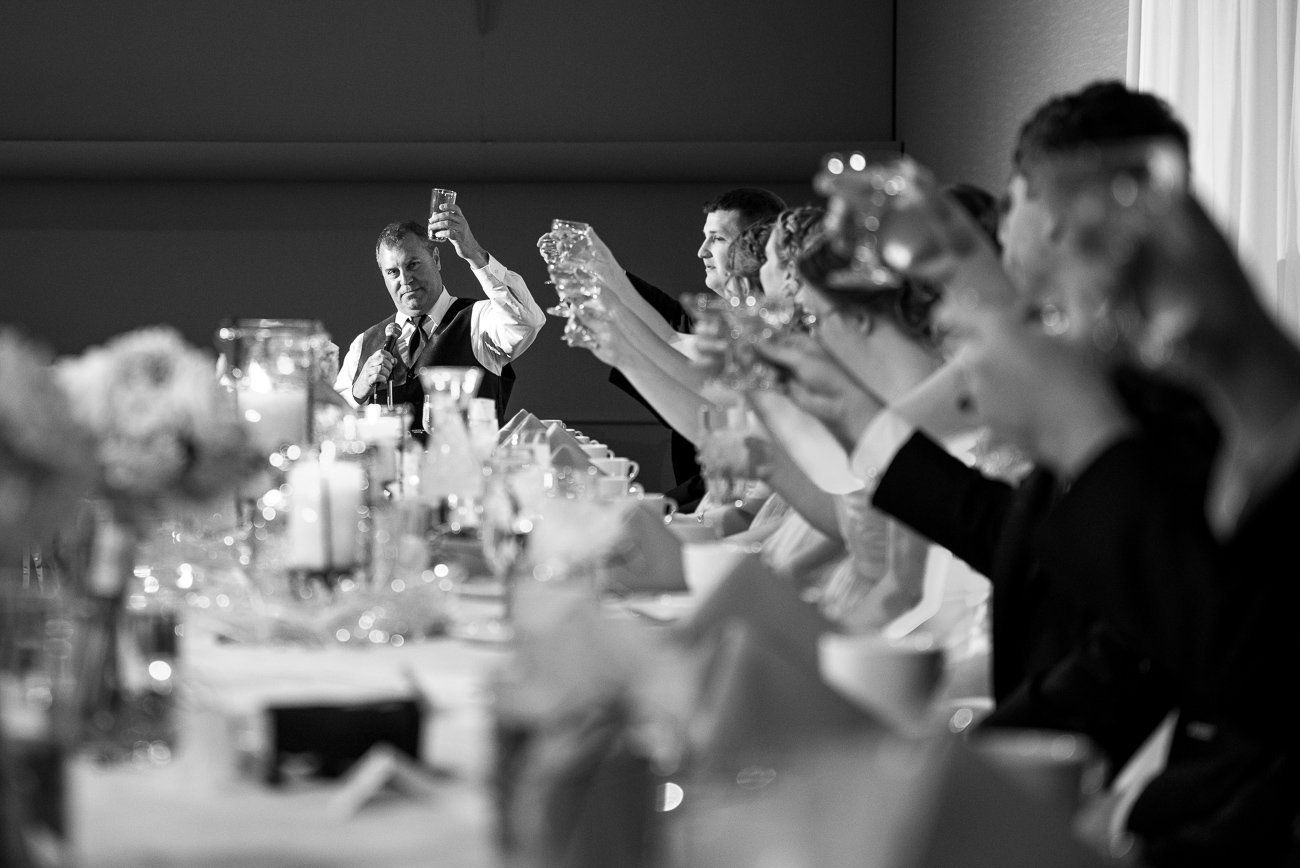 Wedding Photographers Madison WI Cheers