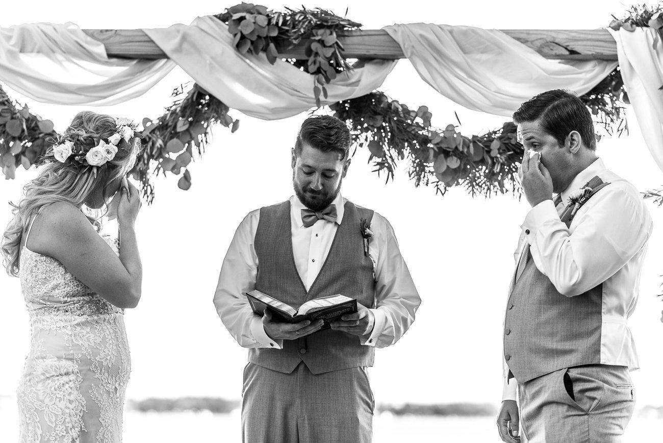 Madison-WI-Wedding-Photographers Couple Crying