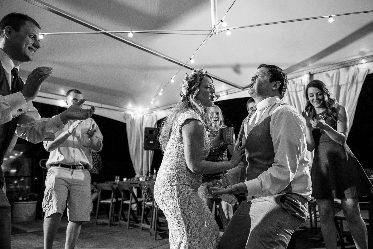 Madison-WI-Wedding-Photographers Couple Dancing