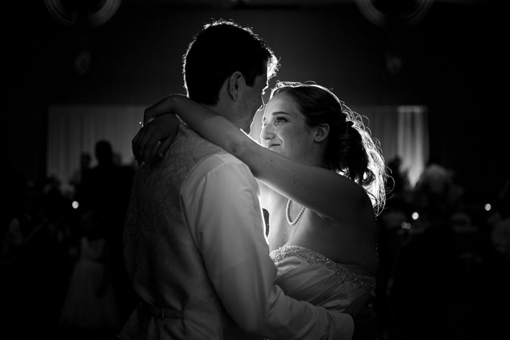 Wedding Photographers Madison WI First Dance