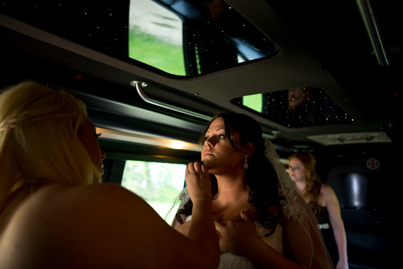 Wedding Photographers Madison WI Makeup