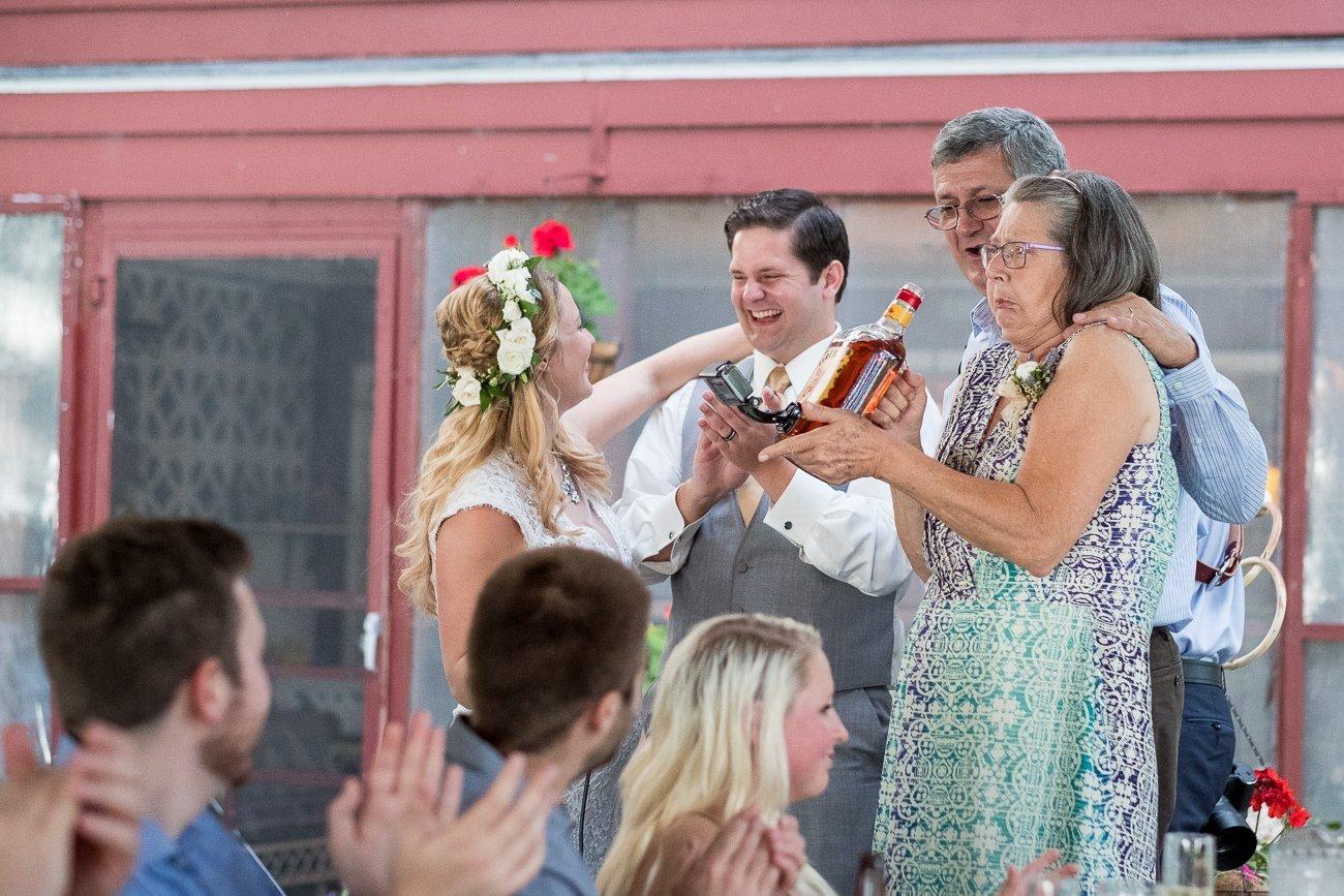 Madison-WI-Wedding-Photographers Mom Drinking