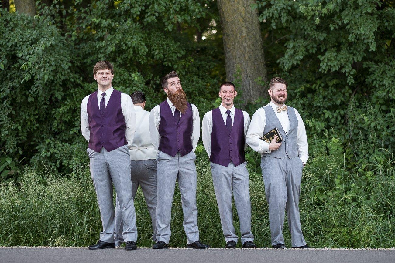 Madison-WI-Wedding-Photographers Groom Pee
