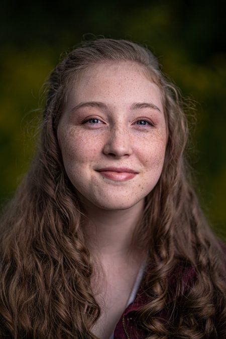 Professional Headshots Madison WI Senior Portrait