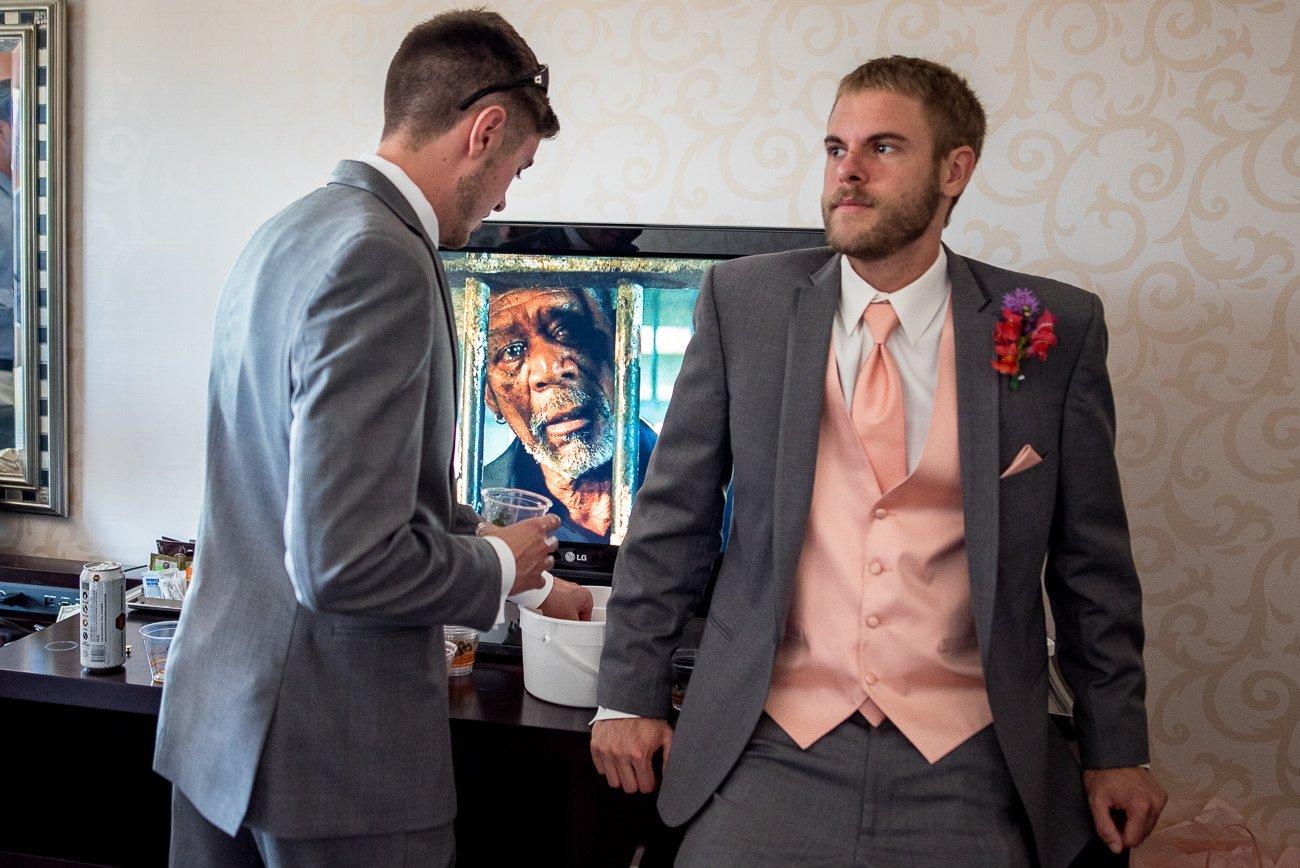 Madison WI Wedding Photographers Morgan Freeman