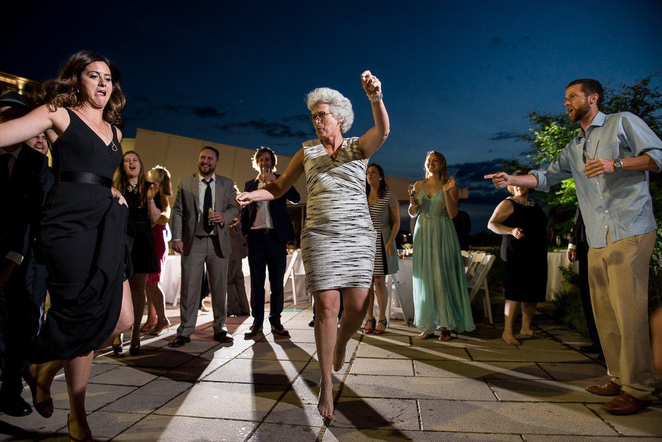 Wedding Photographers Madison WI Party Aunt