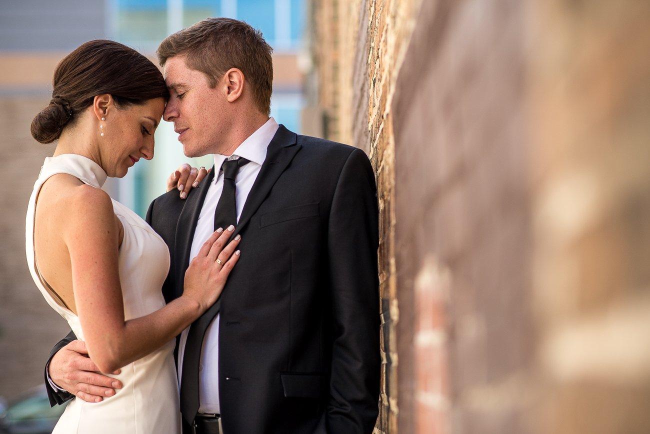 Wedding Photographers Madison WI Couple Portrait