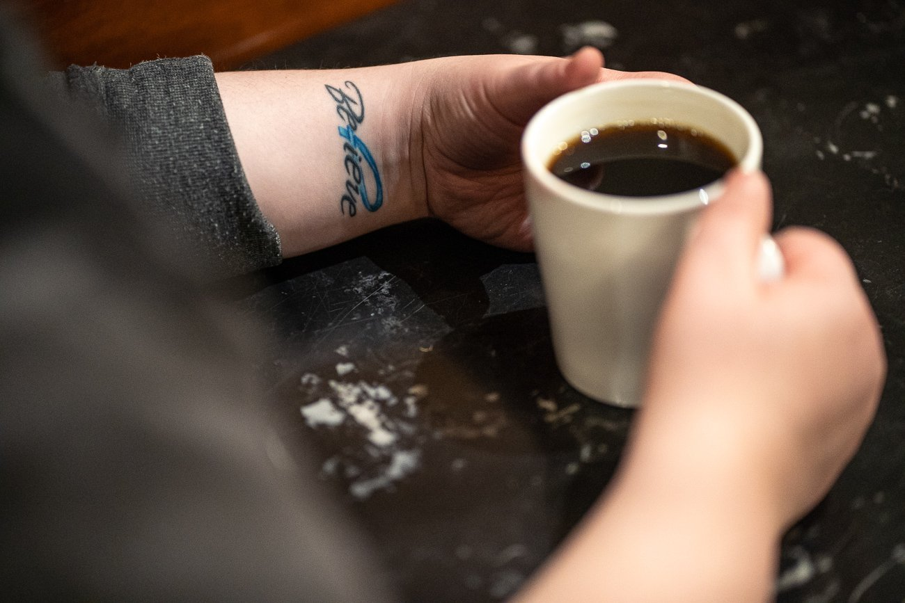Editorial Lifestyle Photography Coffee Hands