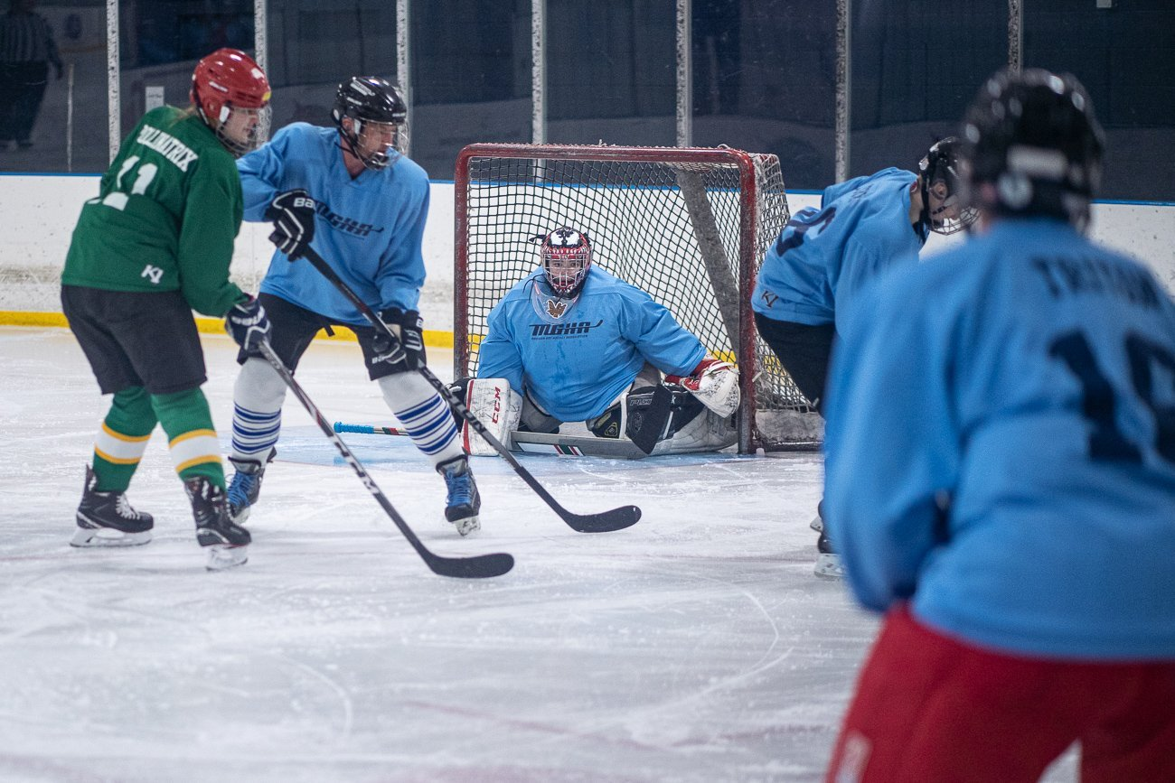 Editorial Lifestyle Photography LGBT Hockey Golie