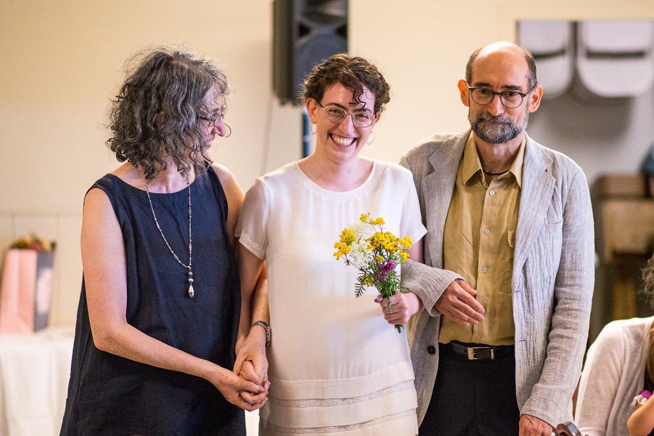 Madison WI Wedding Photographers Bride Mother Father