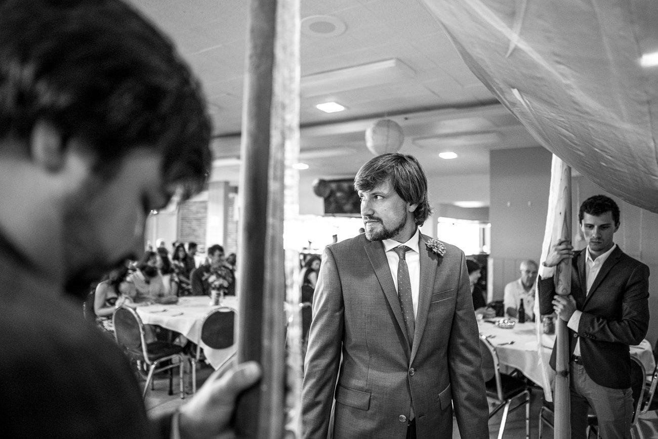 Madison WI Wedding Photographers Groom Look