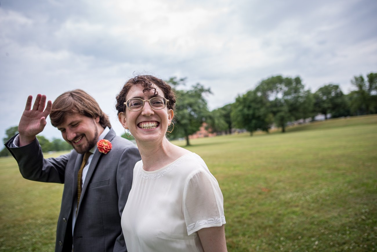 Madison WI Wedding Photographers Happy Couple