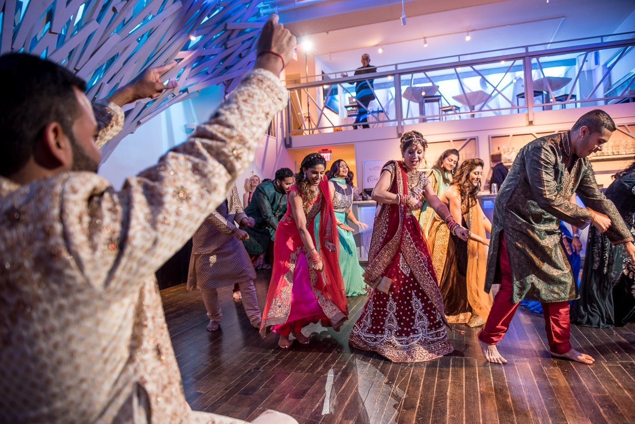Wedding Photographers Madison WI Bride Dancing