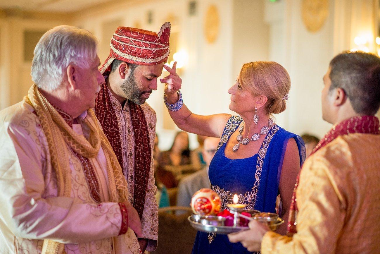 Wedding Photographers Madison WI Moms Blessing