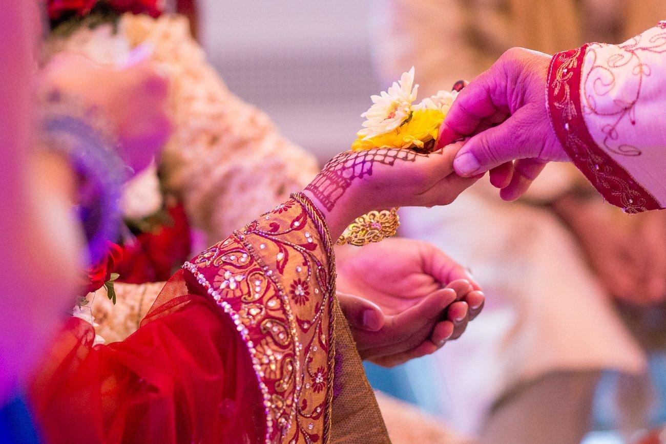 Wedding Photographers Madison WI Touch