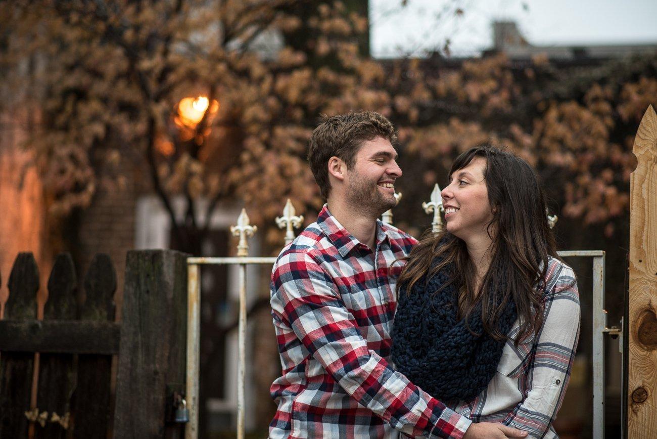 Engagement Photographers Madison WI Fall