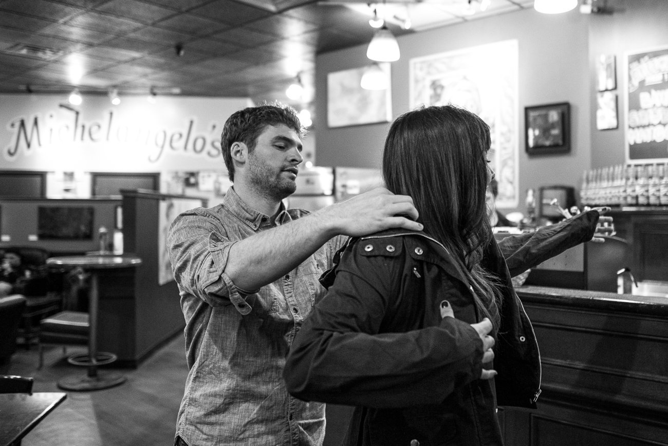 Engagement Photographers Madison WI Gentleman