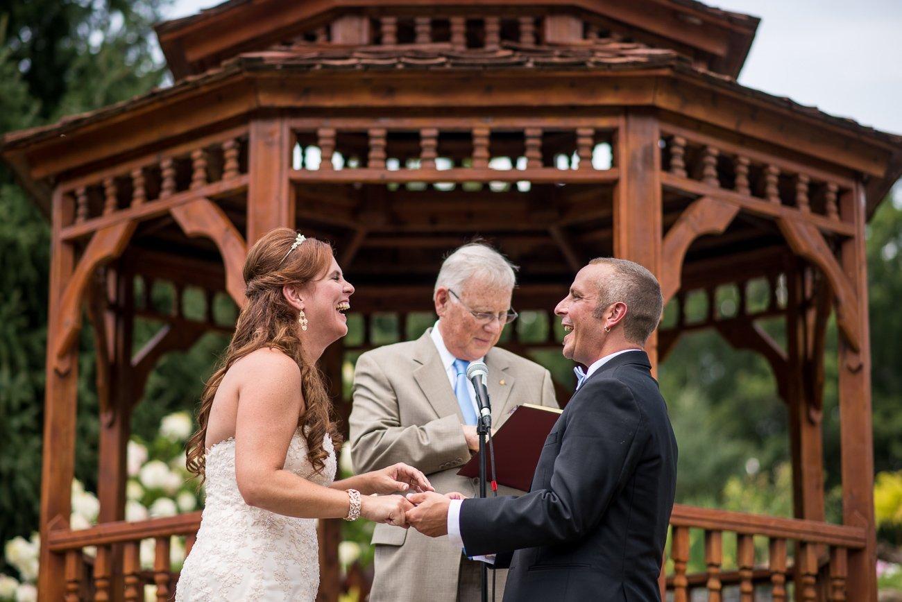 Madison WI Wedding Photographers Ceremony