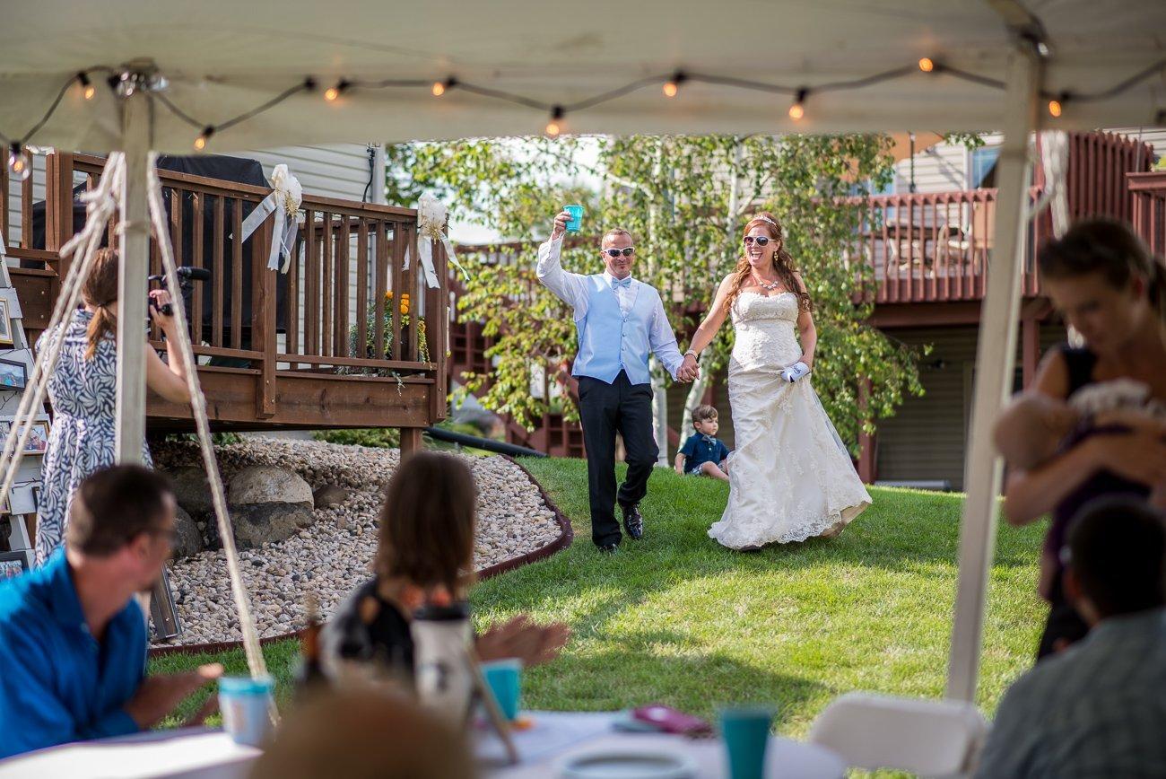 Madison WI Wedding Photographers Reception