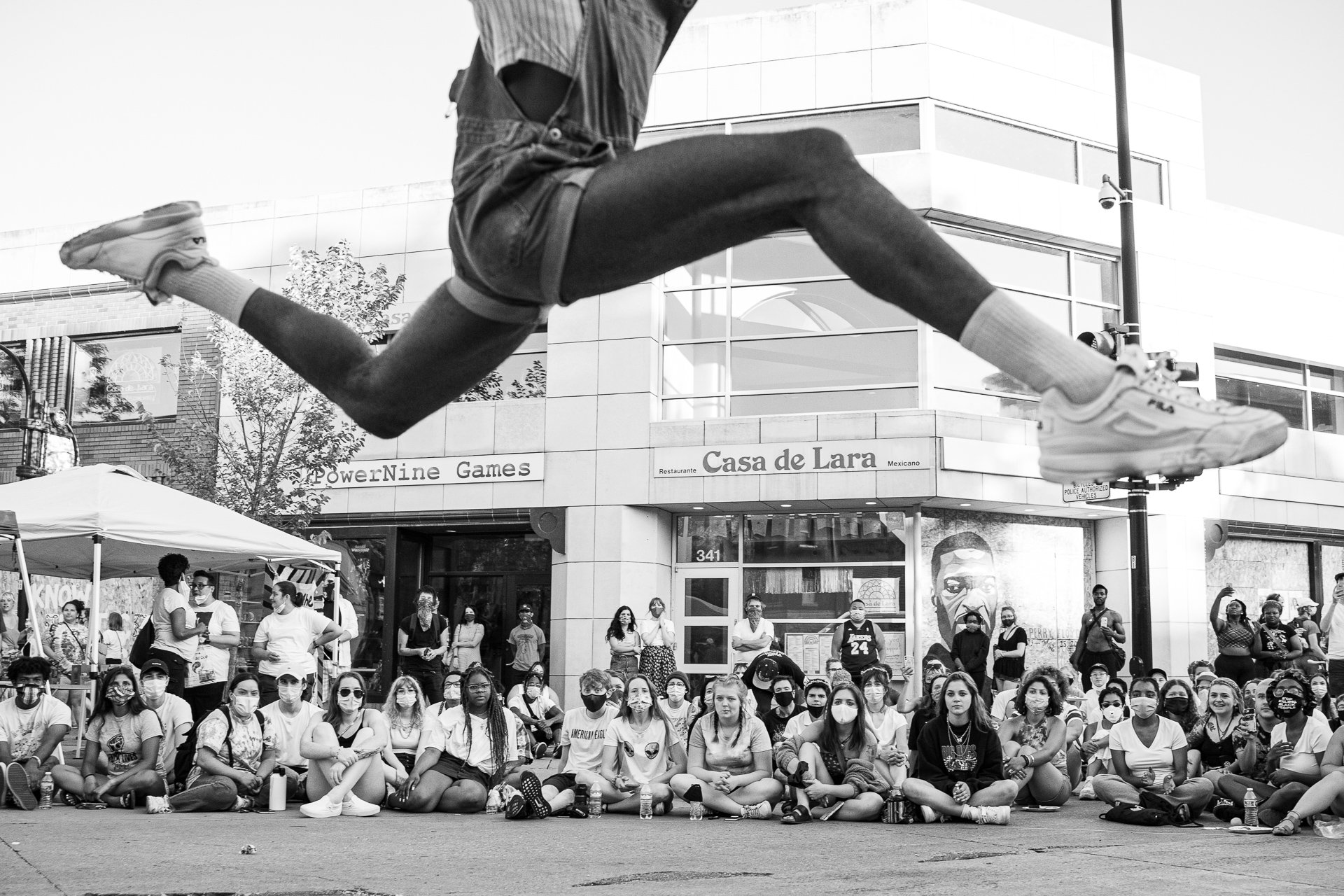 Photographers Madison WI Street Dancer