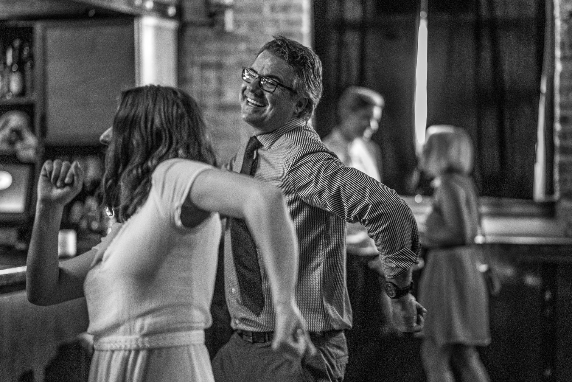 Madison WI Wedding Photographers Father Daughter Dance