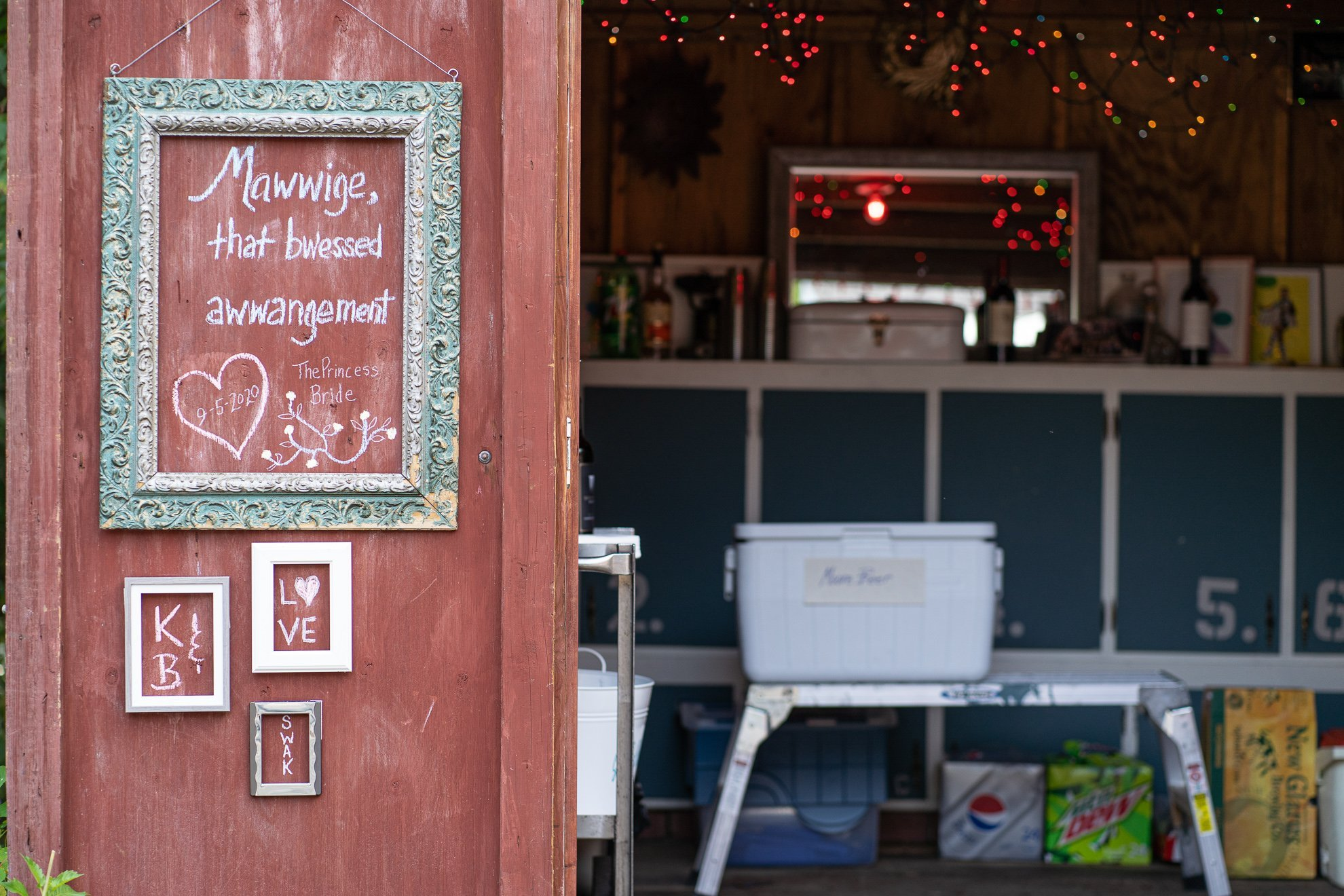 madison wedding drink shack