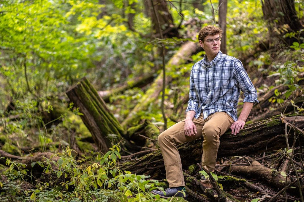 senior photography of daniel brown