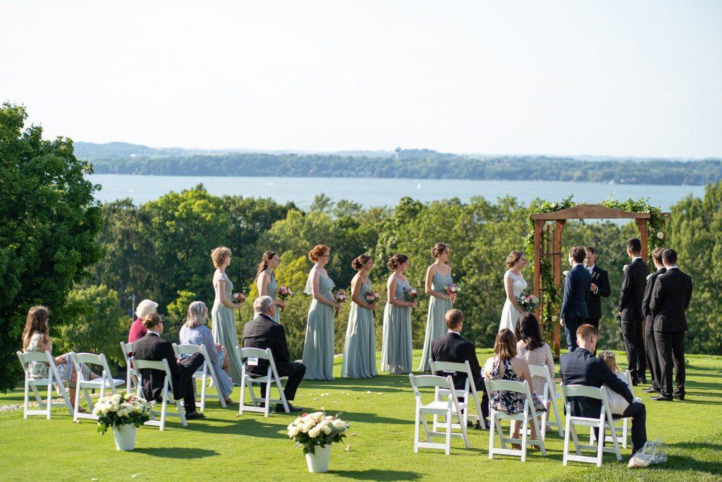 madison wisconsin wedding ceremony