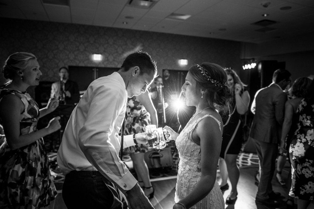 Wedding Photographers Madison WI Dance Floor