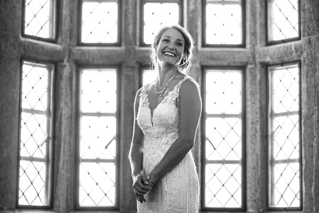 Wedding Photographers Madison WI Bride Portrait