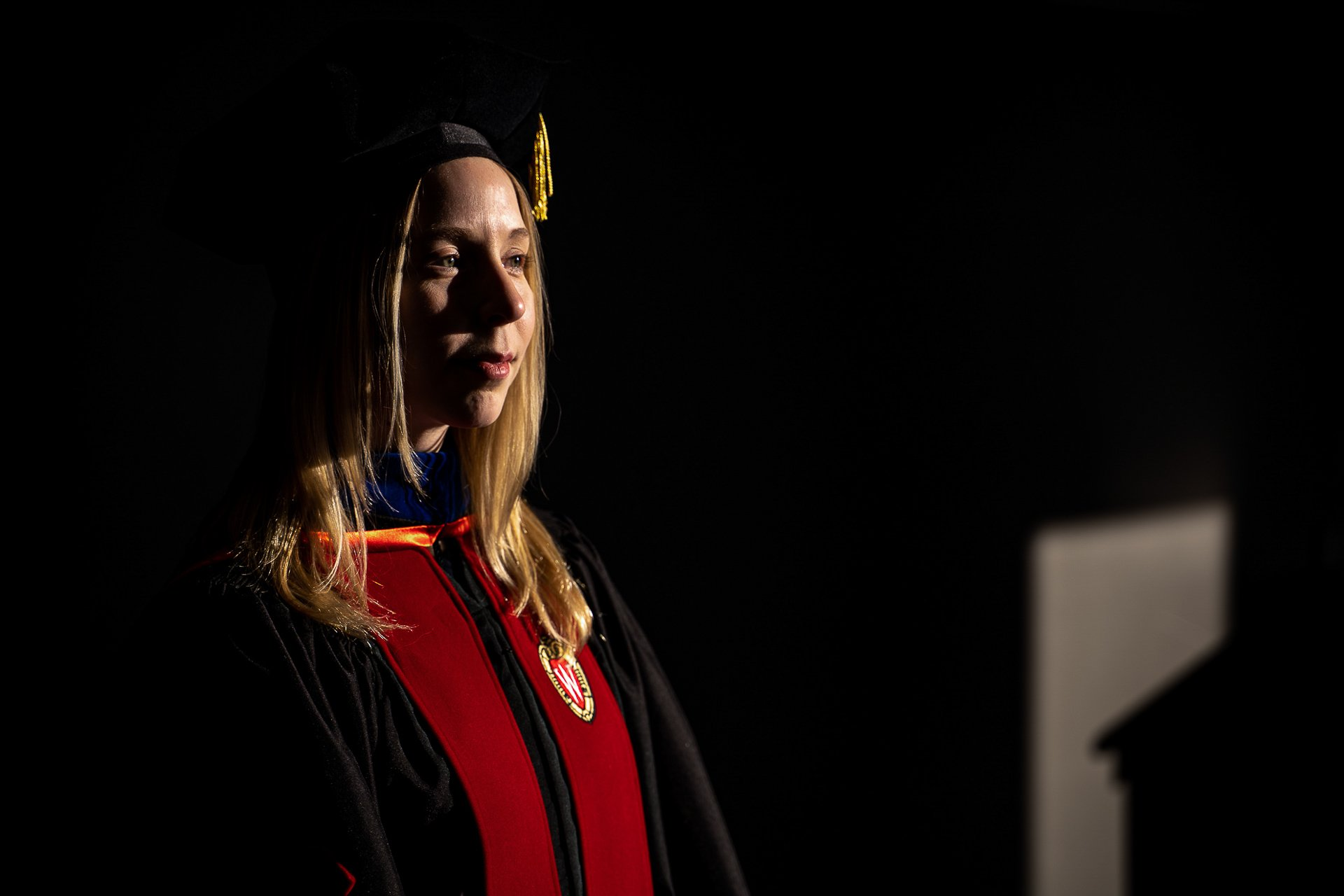 Business Portraits Madison WI UW Graduation