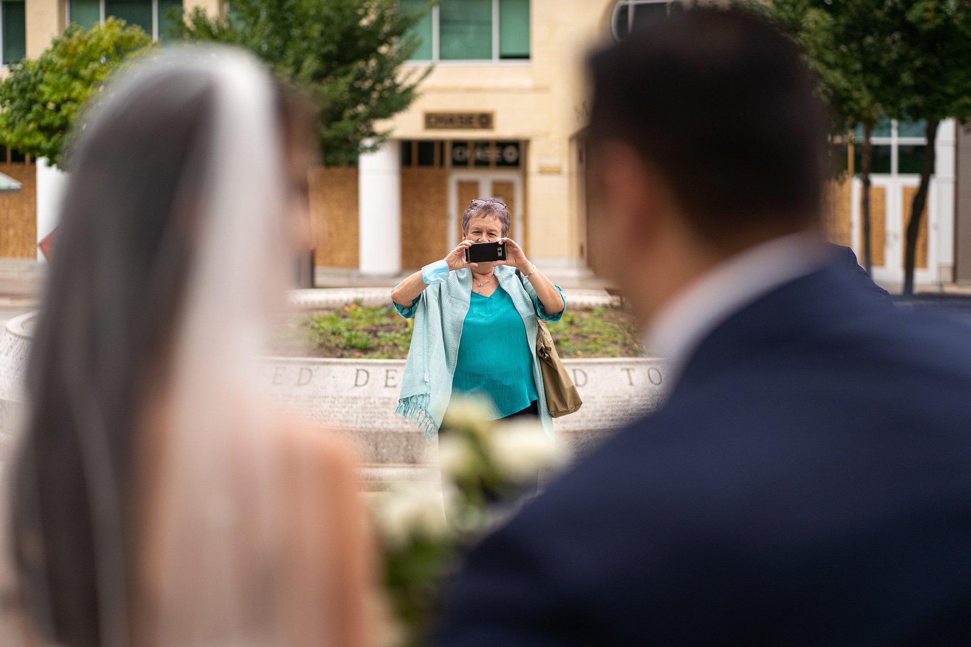 Madison WI Wedding Photographers guest