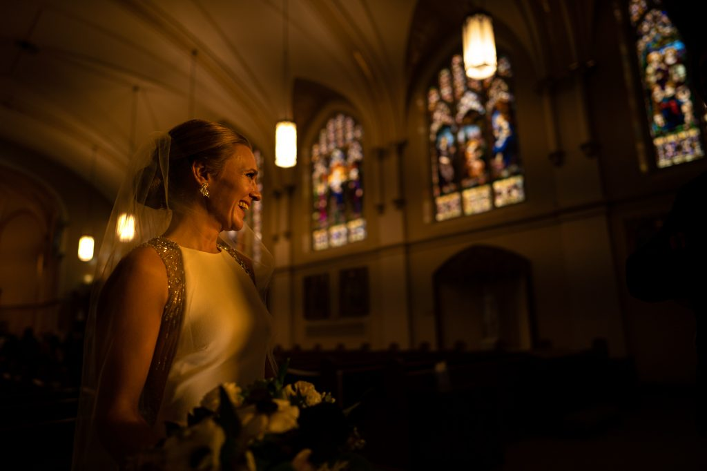 wedding photographers sheboygan wi chruch lighting
