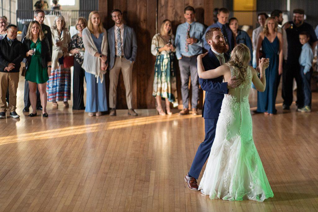 wedding photographers madison wi dance