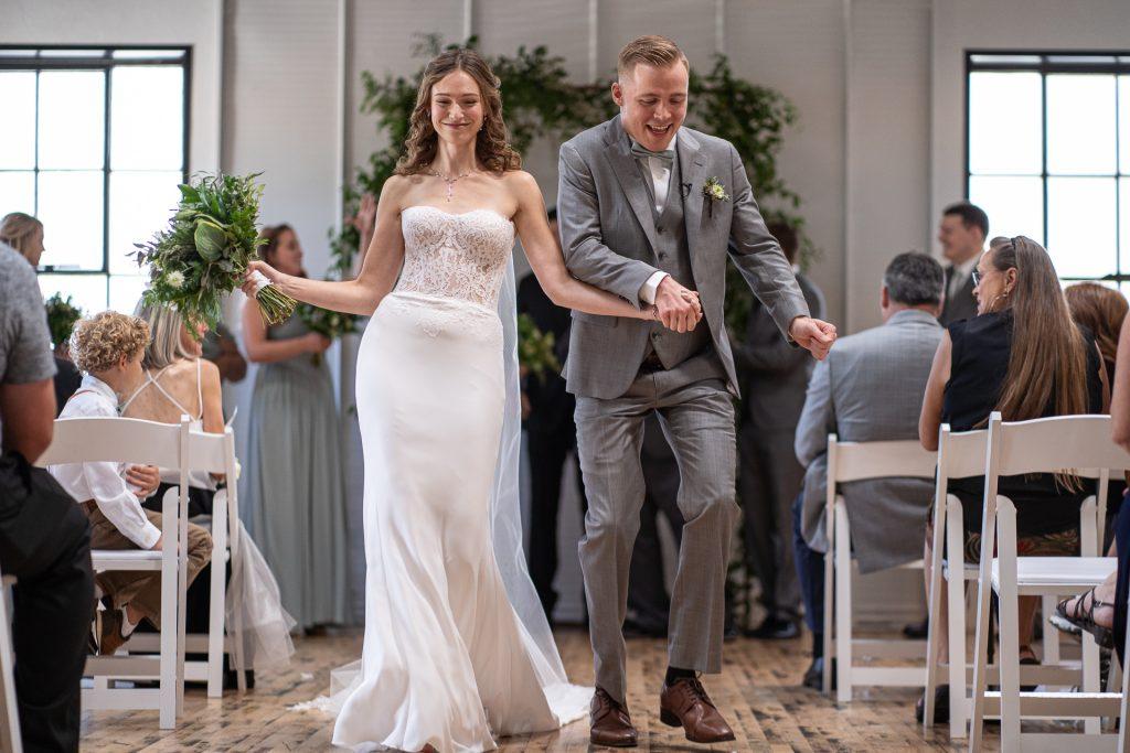 wedding photography at the tinsmith madison wi